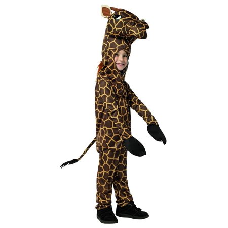 Giraffe Costume Child - Mens Giraffe Costume