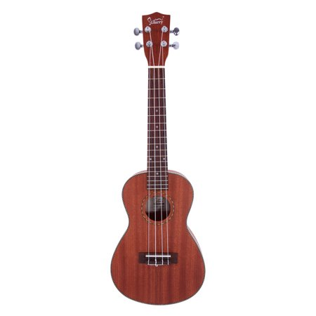 Child Student Steel String (Glarry 23 Inch Concert Ukulele Nylon String for Kids Students and Beginners,Natural)