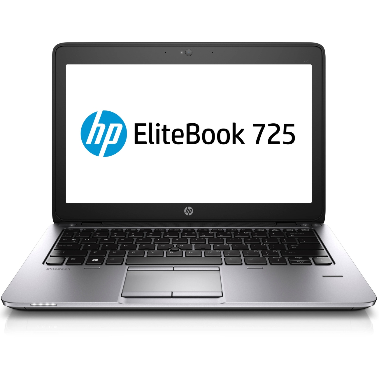 "Hp Elitebook 725 G2 12.5"" Touchscreen Notebook - Amd A-series A10 Pro-7350b Quad-core [4 Core] 2.10 Ghz - Carbon - 4 Gb Ddr3l Sdram Ram - 180 Gb Ssd - Amd Radeon R6 Ddr3l Sdram - Windows (p0b93ut-aba)"