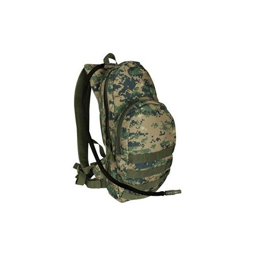 Fox Outdoor Compact Modular Hydration Backpack, Digital Woodland 099598563530 by Supplier Generic