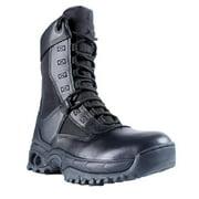 Ridge Outdoors Men's Ghost with Zipper Steel Toe Boots 7.5