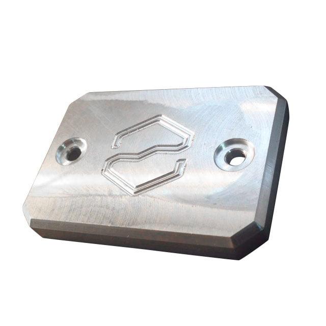 ITEK Brake Fluid Reservoir Cover Cap OEM# 507032478 Aluminium  #333587