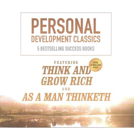 Personal Development Classics: Five Bestselling Success Audiobooks; Library Edition