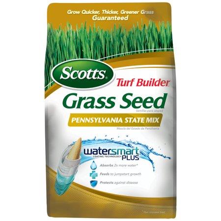 (Scotts Turf Builder Grass Seed Pennsylvania State Mix 3 lb)