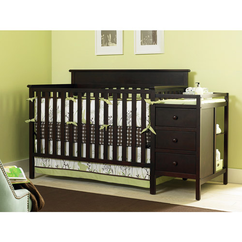 Graco- Lauren Crib N Changer Combo, Espr