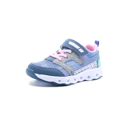 Kids' Low Top Sneakers Outdoor Lightweight Sports Shoes for Boys and Girls