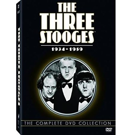 Three Stooges Metal (The Three Stooges: The Complete DVD Collection 1934-1959)