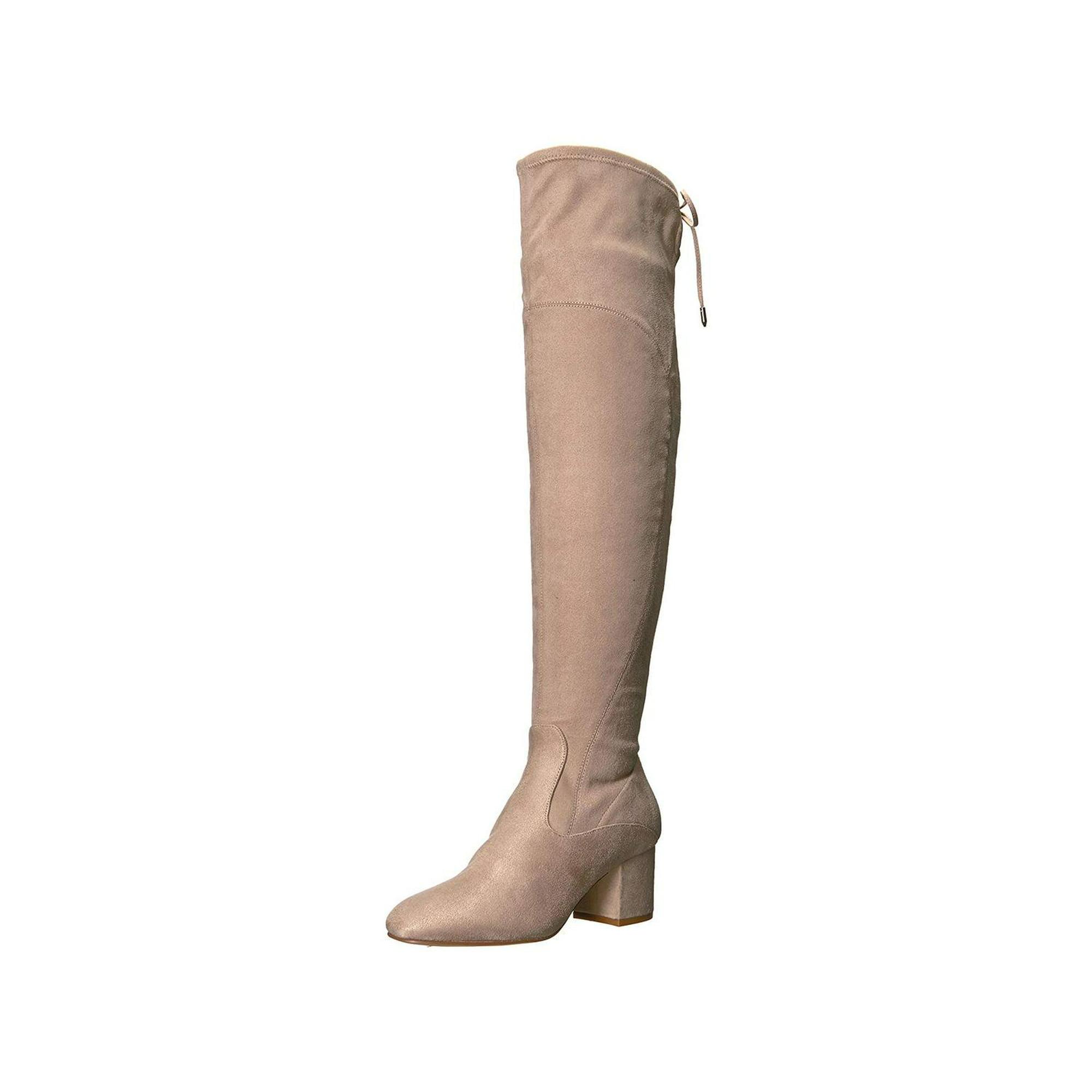 431becab69 Ivanka Trump Womens pelinda Suede Almond Toe Over Knee Fashion | Walmart  Canada ?