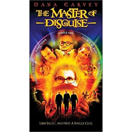 The Master of Disguise [VHS] [VHS Tape]