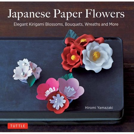 Making Memories Blossoms Paper Flowers - Japanese Paper Flowers: Elegant Kirigami Blossoms, Bouquets, Wreaths and More (Paperback)