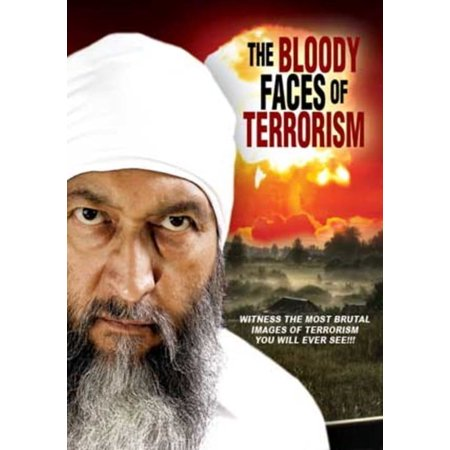 Bloody Face (Bloody Faces Of Terrorism,)
