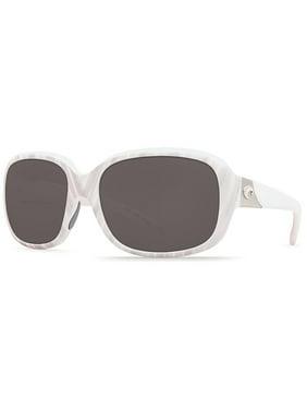 c199b408eb Costa Del Mar Gannet GNT 121 Matte Seashell Sunglasses