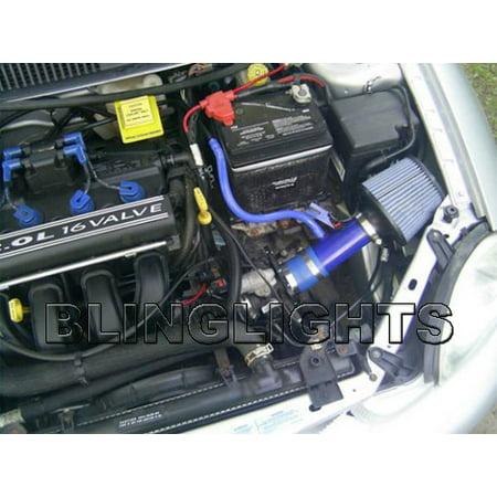 2000 2001 2002 2003 2004 Chrysler Neon 2.0 L A588 SOHC Carbon Fiber Air Intake 2.0L