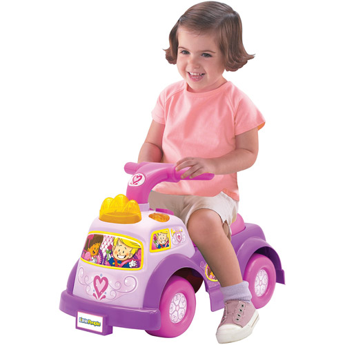 Little People Lil' Princess Ride-On