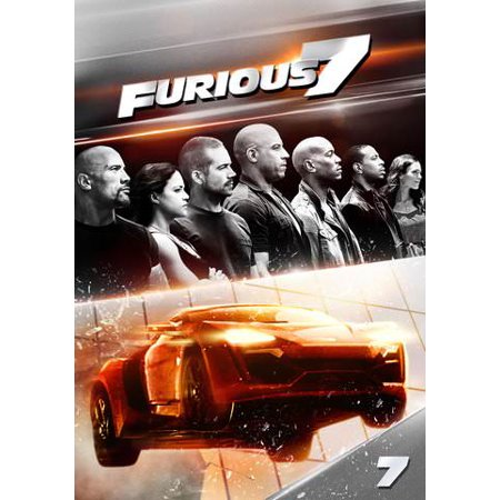 Furious 7 (Vudu Digital Video on Demand) (Fast And Furious 1 7 In Order)