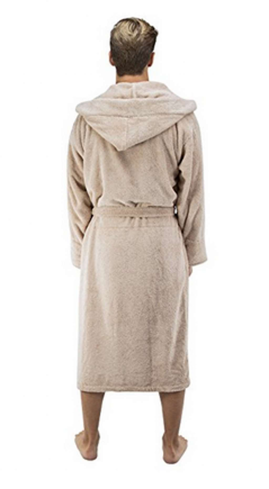 5268eb6bf4 Comfy Robes - Comfy Robes Men s Deluxe 20 oz. Turkish Cotton Hooded Bathrobe  - Walmart.com