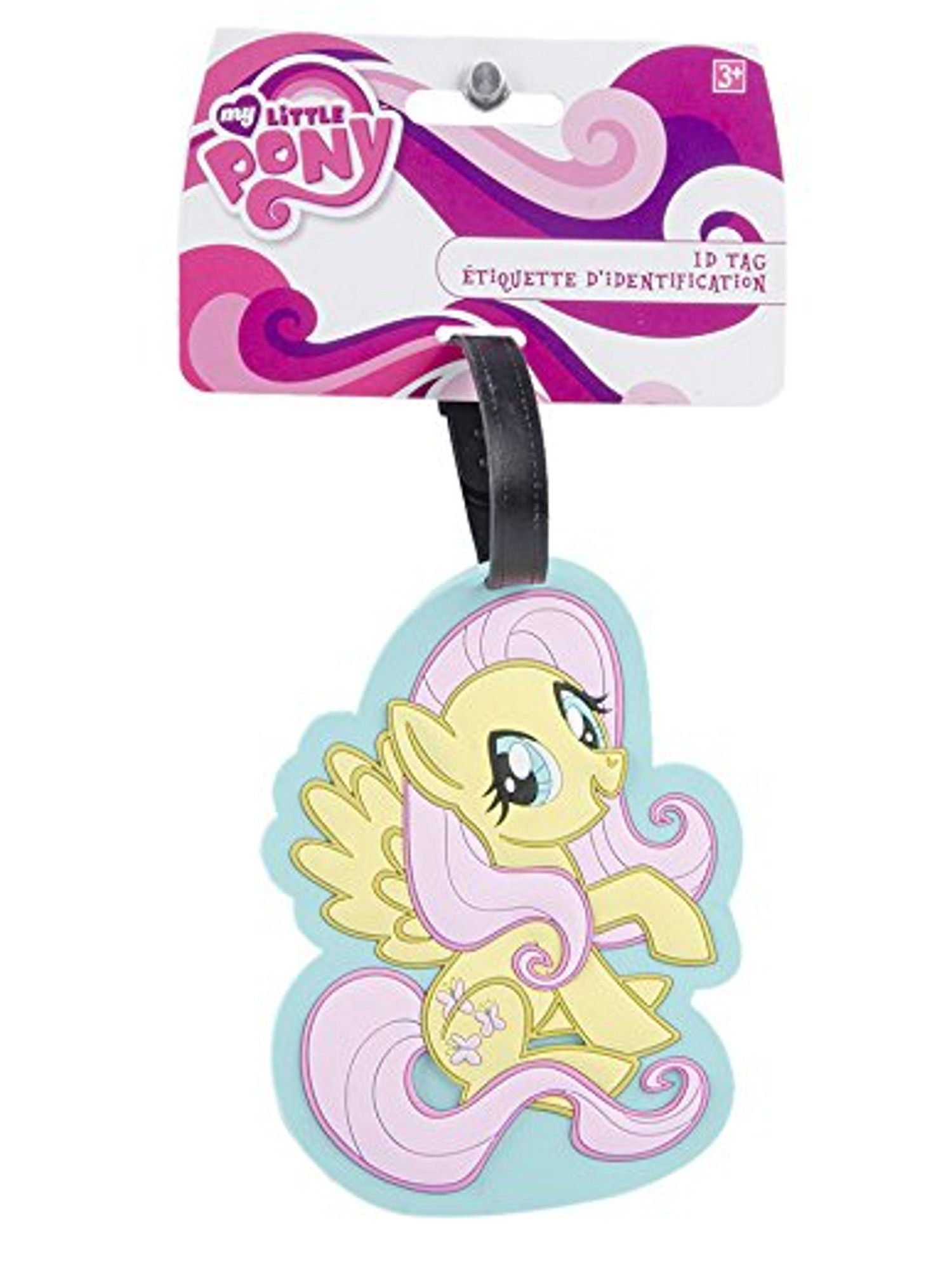 Hasbro My Little Pony Luggage Id Tag Official Licensed