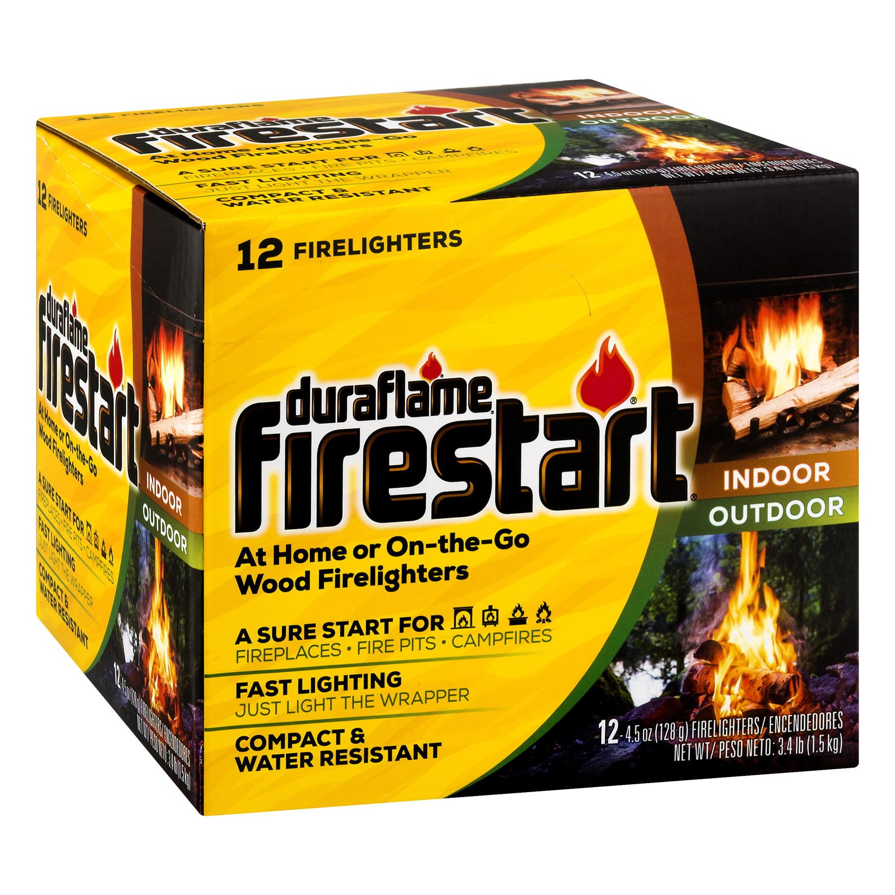 18 pack duraflame Firestart CUBES Firelighters
