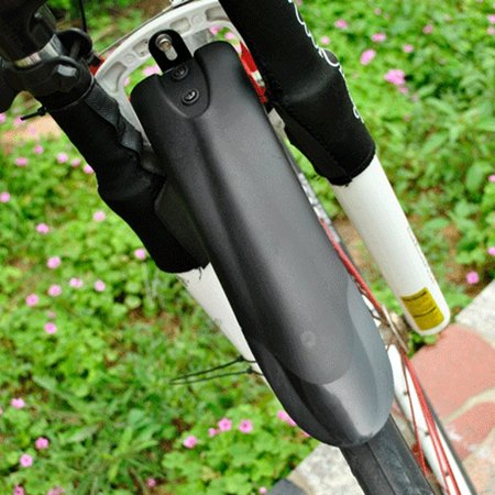 Bicycle Bike Cycling MTB Mountain Front / Rear Mud Guards Mudguard Fenders - image 6 of 10