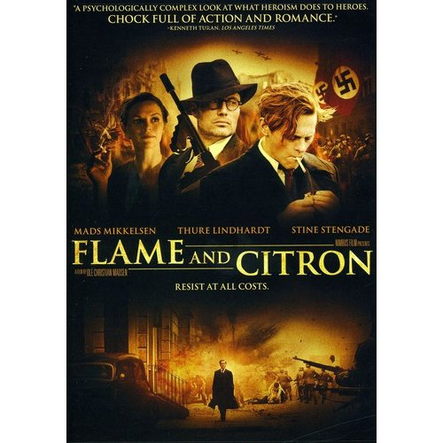 Flame & Citron (German) (Widescreen)