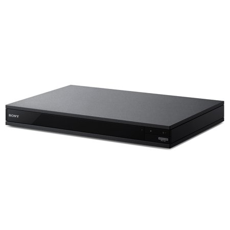 Sony 4K UHD Wi-Fi Built-in Blu-ray Player with HDR Compatibility -
