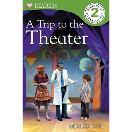 DK Readers: A Trip to the Theater - - Halloween Readers Theater Scripts