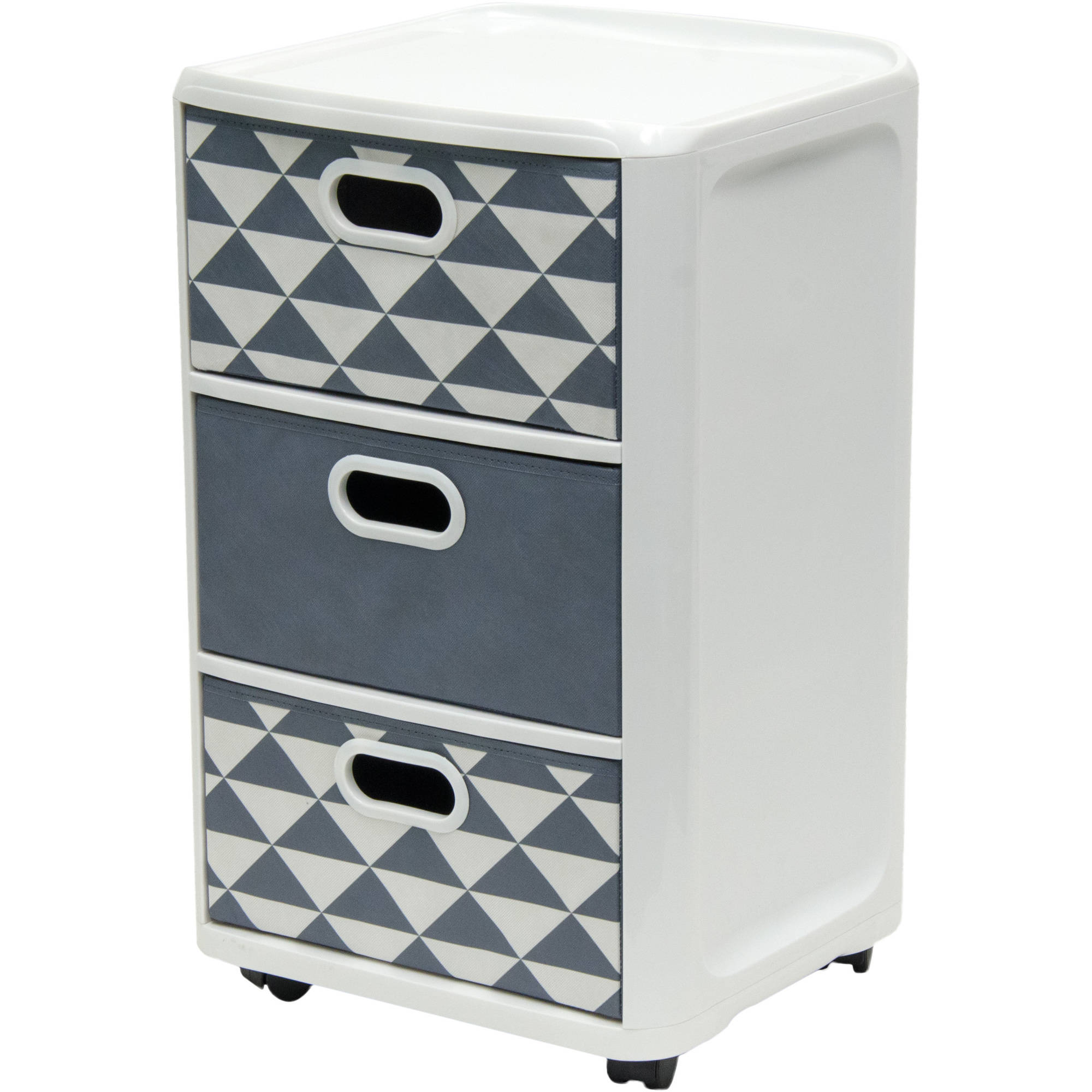 Home Logic 3 Fabric Drawer Storage Cart, Grey Geo. West Elm Office Desk. Mixing Desk Furniture. Sevice Desk. Utility Cart With Drawer. Desk Metal. Grey Side Table. Sit Stand Desk Amazon. Desk Chair Covers