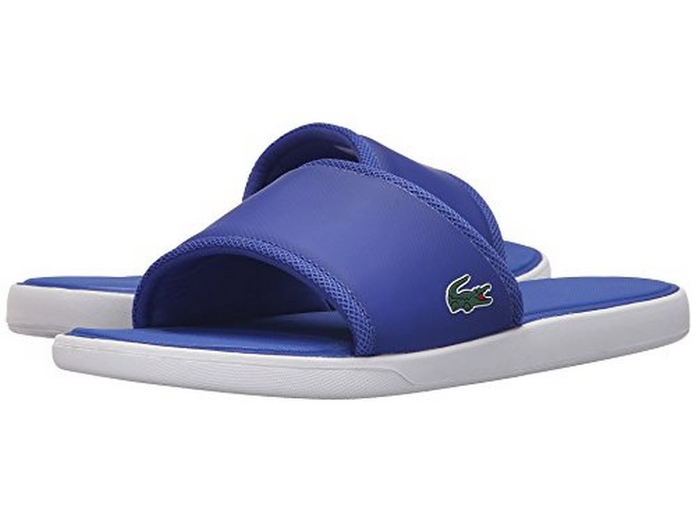 Lacoste Mens L.30 316 1 SPM, Blue, 12