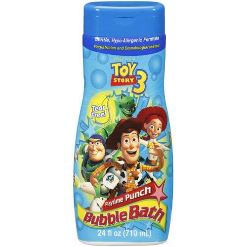 MZ Berger Disney Pixar Toy Story 3 Playtime Bunch Bubble Bath, 24 oz