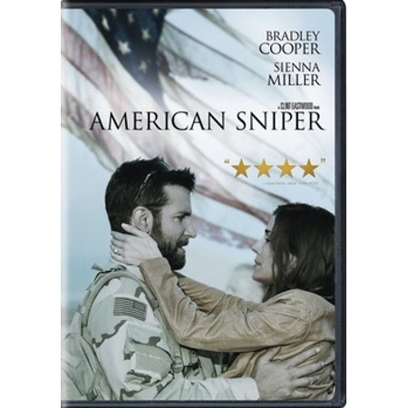 American Sniper (DVD) (Best Marine Sniper Of All Time)