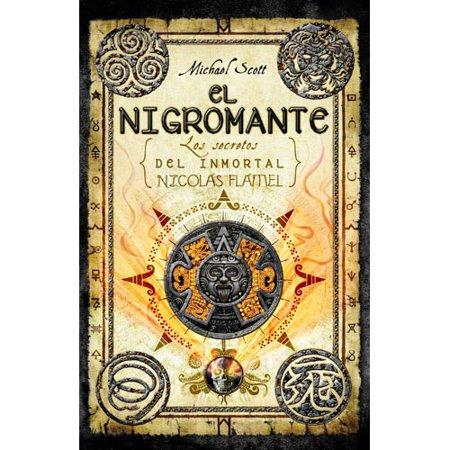El nigromante   The Necromancer: Los secretos del inmortal Nicolas Flamel   The Secrets of the Immortal... by