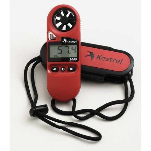 KESTREL 0830 Anemometer with Humidity, 118 to 7874 fpm by Kestrel