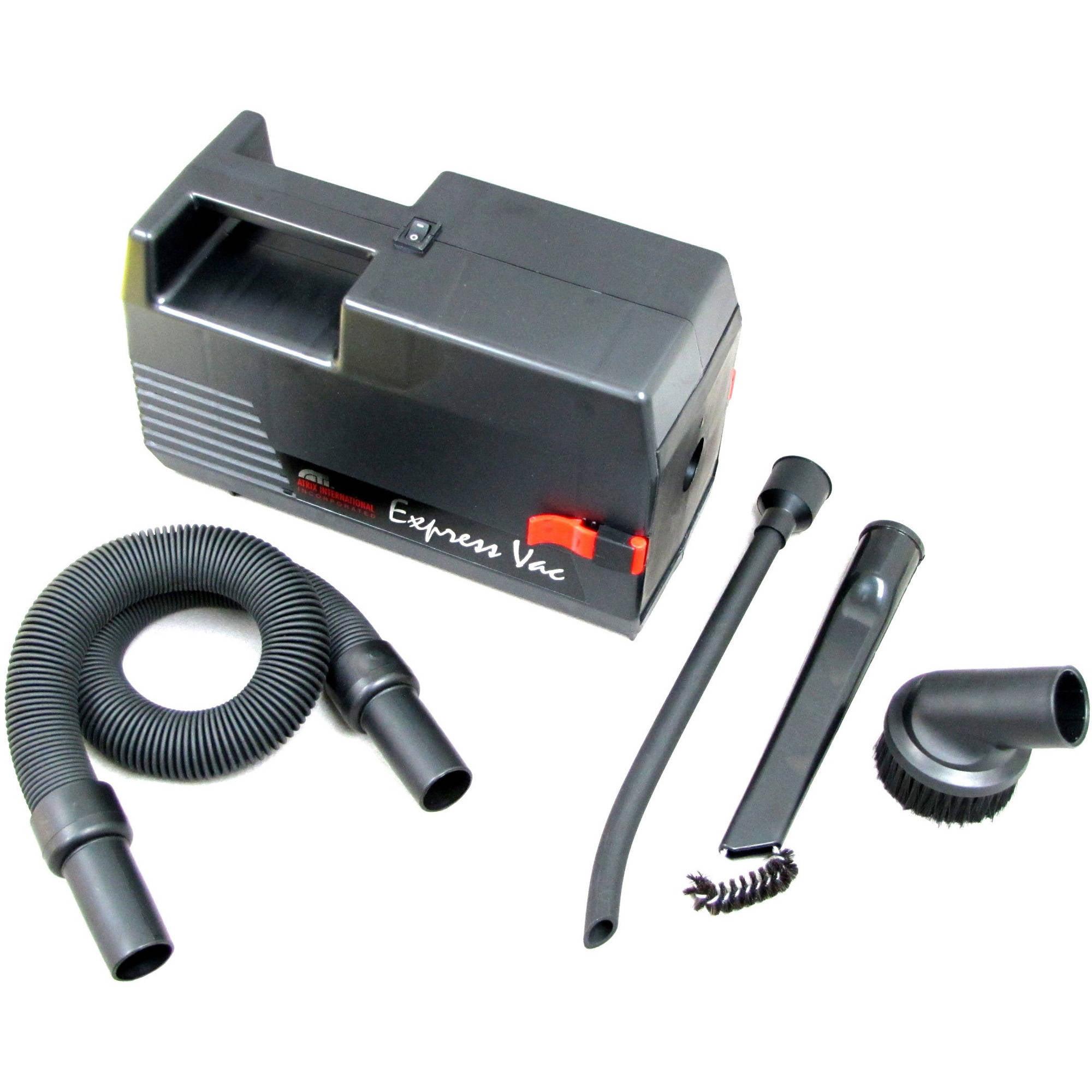 Atrix Toner Express Vacuum, Black