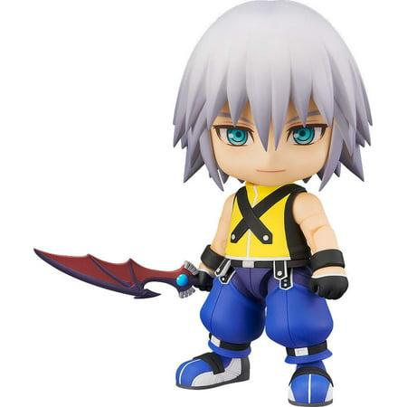 Good Smile Kingdom Hearts: Riku Nendoroid Action Figure by Good Smile (Kingdom Hearts 2 Sora Figure)
