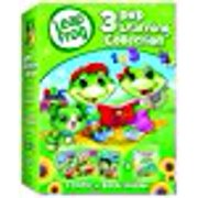 LeapFrog: 3-DVD Learning Collection by