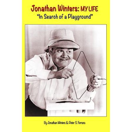 Jonathan Winters : My Life: In Search of a Playground](Jonathan Winters Halloween)