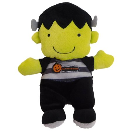 Carters Halloween Monster Plush Stuffed Animal Bean Pal
