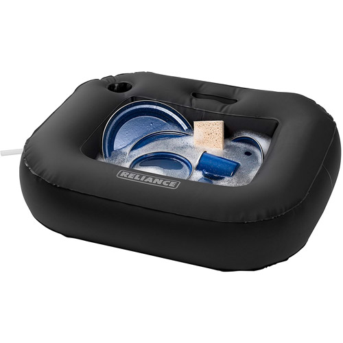Reliance Inflatable Portable Sink, 4 gal