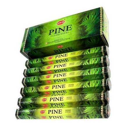 Hem Pine Incense, 120 Stick Box