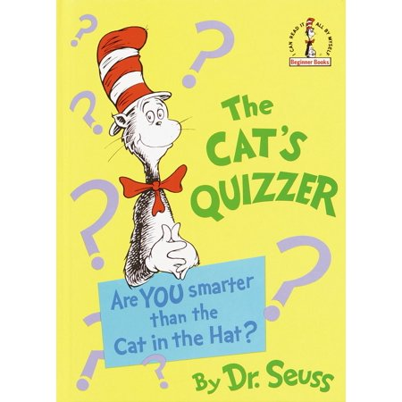 The Cat's Quizzer : Are You Smarter Than the Cat in the Hat?](Cat In The Hat Makeup Face)