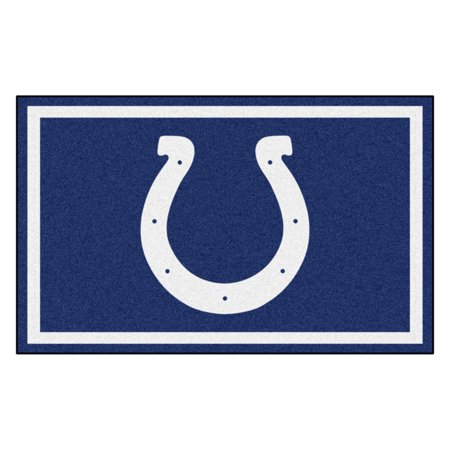 NFL - Indianapolis Colts 4'x6' (Indianapolis Colts Rubber)