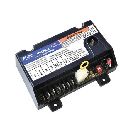 ICM Controls ICM290A Replacement IPI Gas Ignition Control - Factory Replacement Ignition Control