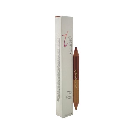 Jane Iredale Highlighter Pencil With Sharpener - Double Dazzle 0.1 oz