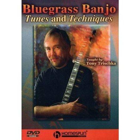 (Bluegrass Banjo Tunes & Techniques)