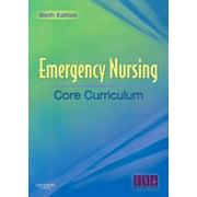 Best Emergency Nursing Books - Emergency Nursing Core Curriculum - eBook Review