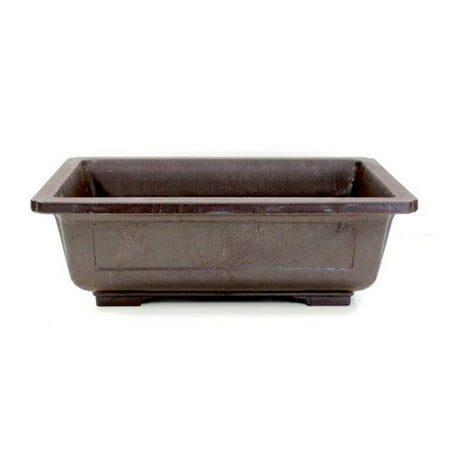 Rectangle Mica Bonsai Training Pot - REB Series REB-10