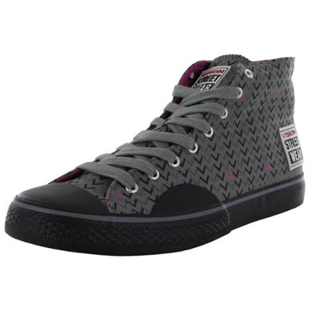 - Vision Street Wear Womens Canvas Hi Skate Shoe