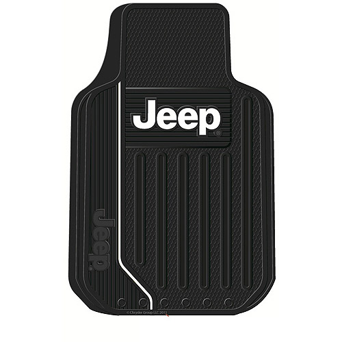 Plasticolor Jeep Elite Universal Floor Mats