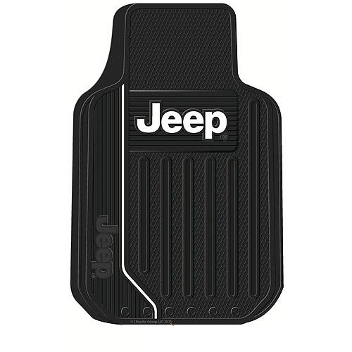 Plasticolor Jeep Elite Universal Floor Mats