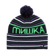 Mishka Mens The Heatseeker Pom Beanie Hat